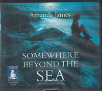 Amanda James Somewhere Beyond The Sea 8CD Audio Book Unabridged Romance FASTPOST
