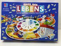 Spiel des Lebens von MB Originalausgabe Brettspiel Gesellschafts Familien Kinder