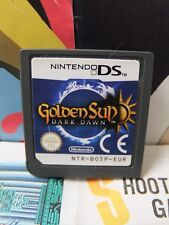 Nintendo DS:Golden Sun - Obscure Aurore [TOP RPG & 1ERE EDITION] SEUL - Fr
