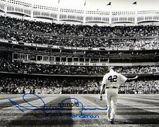 MARIANO RIVERA #1 REPRINT 8X10 PHOTO SIGNED AUTOGRAPHED MAN CAVE NY YANKEES