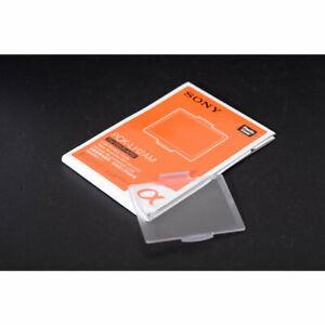 Sony PCKLH2AM LCD-Schutzabdeckung für die Alpha 200 Digitalkamera / A200