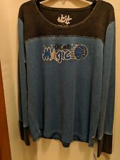 Orlando Magic 2XL Women's Thermal Long Sleeved Shirt