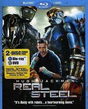 Hugh Jackman DVD & Blu-ray Movies Real Steel