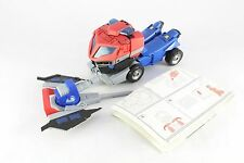 Transformers Animated Optimus Prime Complete Voyager
