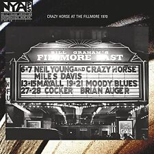 Neil Young and Crazy Horse - Live At The Fillmore East [US Version] [CD]