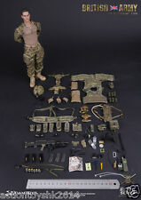 1/6 Scale DAMTOYS 78033 BRITISH ARMY IN AFGHANISTAN Box Set in stock