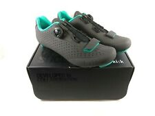 Fi'zi:k R5 Boa Woman Women's Road Bike Shoes 41 / US 9 3/4 Anthracite Eme. Green