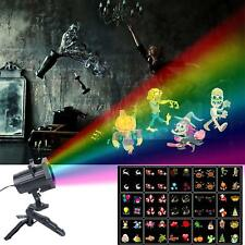 Light Projector Spotlight In/Outdoor Animation Lamp For Party Xmas Halloween