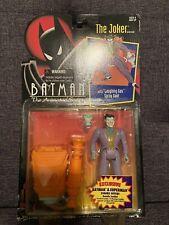 NEW! Batman The Animated Series Joker Action FIgure 1992 Kenner.