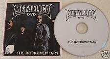 Metallica The Rockumentary Mexico Promo Interview DVD
