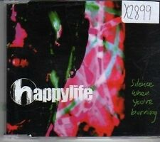 (CK565) Happylife, Silence When You're Burning - 2004 CD