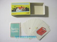 MULINO BIANCO scatolina anni '80_ PREPARIAMO LA CARTELLA (sorpresina 26)