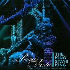NEW The King Stays King - Sold Out at Madison Square Garden (Audio CD)