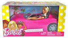 Mattel Barbie FPR57 Glam Cabrio und Puppe Pink Auto