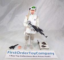 """Star Wars Black Series 40th 6"""" Inch Hoth Rebel Trooper Soldier Loose Figure"""