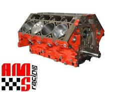 AMS RACING LSX GIANT 454 CI SHORT BLOCK K1 4340 FORGED ASSY WISECO PISTONS