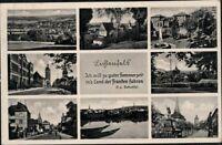 Postkarte AK PK s/w gelaufen Lichtenfels Photographie u. Verlag Joseph Hospe