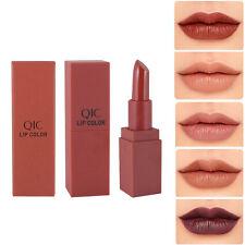 Mujer impermeable lápiz labial Pintalabios Barras de labios Rojos  Maquillaje