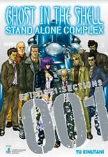 GHOST IN THE SHELL - STAND ALONE COMPLEX da 1 a 5 ed. star comics manga completa