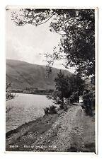 Foot of Ennerdale Water - Photo Postcard c1940s