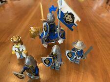 LEGO King/'s Castle lion kingdom Minifigure Horse soldier sword bow knight 70404