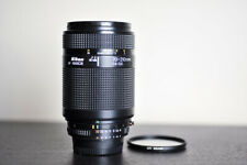 Nikon AF 70-210mm FX Telephoto Lens w/ UV Filter!