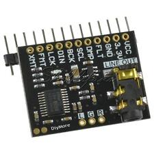 I2S PCM5102 DAC Decoder 32bit Player Module Than ES9023 PCM1794 For Raspberry Pi