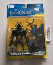 Disney/Square KINGDOM HEARTS, DARKSIDE HEARTLESS & PLUTO action figures, New