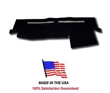 2004-2014 Chevy Colorado Dash Cover Black Carpet CH18-5 Made in the USA