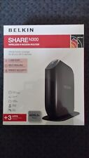 BELKIN SHARE N300 Wireless Modem-Router