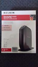BELKIN SHARE N300 Wireless Modem-Router