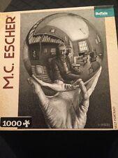 Buffalo Games M.C. Escher Self Portrait 1000pc Jigsaw Puzzle