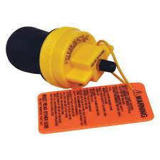 Pipe Plug,Pneumatic,2 In 271705