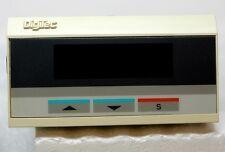 Unused Digitec Panel Meter # 2831A-03E, + Edge Connectors and Hardware