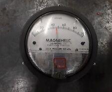 Dwyer Instruments Magnehelic Pressure Gage, 100 kPa