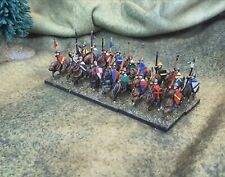 Fully Painted 15mm Feudal English Sergeants (13th C.); Essex