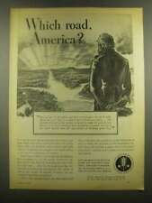 1938 United Brewers Industrial Foundation Ad - America