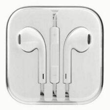 Earphones Earbuds Headphone w Remote Mic for Apple EarPods iPhone 5 5s 6 6s Plus
