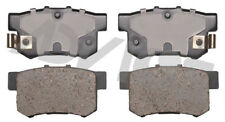 Disc Brake Pad Set-Ultra-premium Oe Replacement Rear ADVICS AD0537