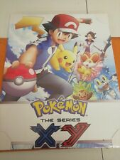 Pokèmon Xy The Series Poster 50cm X 40cm X 1cm