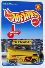 HOT WHEEL VW RACING DRAG BUS JIFFY LUBE * SPECIAL EDITION