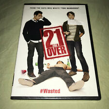 21 And Over Miles Teller Skylar Astin Sarah Wright Comedy Movie New Dvd
