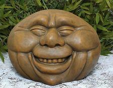Stone Figurine Stone Stone Face Garden Figure Decorative Figure Sculpture Statue
