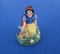 NEW Lenox SNOW WHITE The Disney Magic Thimble Collection MINT IN BOX