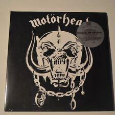 """MOTORHEAD - MOTORHEAD - 2009 UK LTD. EDITION LP PURPLE VINYL + 12"""" SINGLE NEW"""