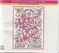 Karen McCombie An Urgent Message Of Wowness 6CD Audio Book Unabridged FASTPOST