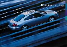 Advertising Postcard 2005 Honda Accord Coupe