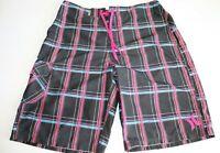 Hurley Men's Multi Color Board Shorts Size 34