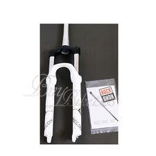 RockShox Recon Silver R Solo Air Suspension 120mm 2012 White - FORK