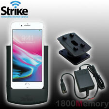 Strike Alpha Car Cradle Charger Dock Antenna Coupler fo Apple iPhone 8 Plus 5.5""